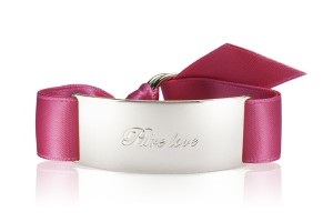 PURE LOVE - Attractive Pink / Silber