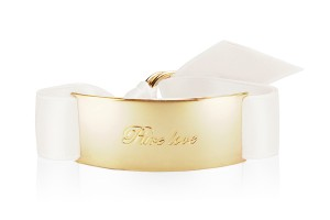 PURE LOVE - Bridal White / Gold