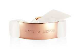 LOVE ★ DESTINY - Bridal White / Rosegold