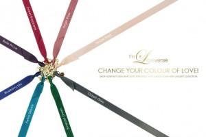 CHANGE THE COLOUR! SATINBAND Slim / Gold